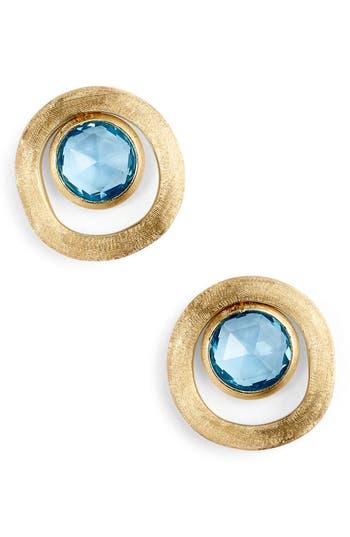 Women's Marco Bicego Jaipur Semiprecious Stone Stud Earrings