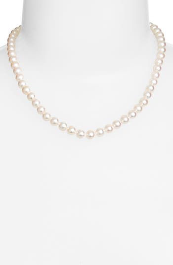 Women's Mikimoto Akoya Cultured Pearl Necklace