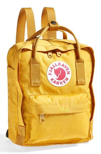 Fjallraven 'Mini Kanken' Water Resistant Backpack -