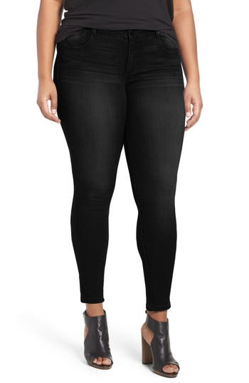 Ab-Solution Stretch Skinny Jeans