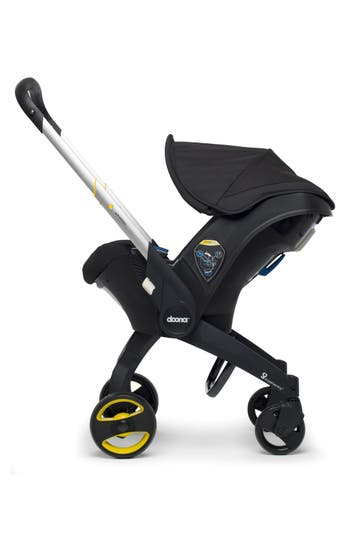 Infant Doona Convertible Infant Car Seatcompact Stroller System Size One Size  Black