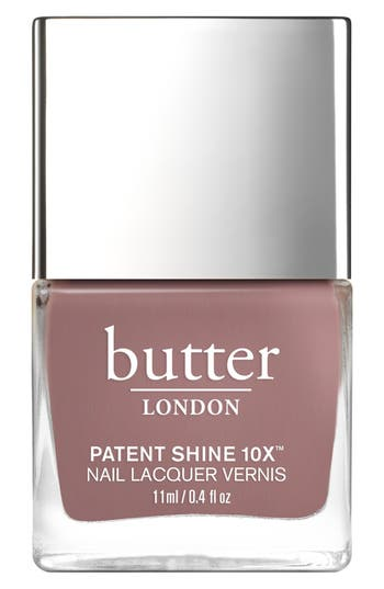 Butter London 'Patent Shine 10X' Nail Lacquer - Royal Appointment