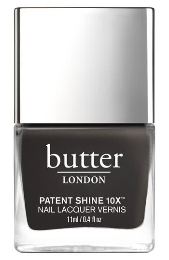 Butter London 'Patent Shine 10X' Nail Lacquer - Earl Grey