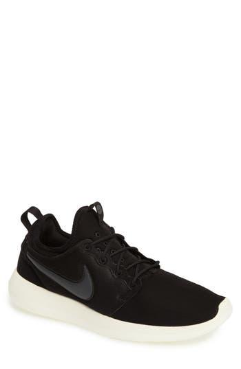 Nike Roshe Two Sneaker- Black