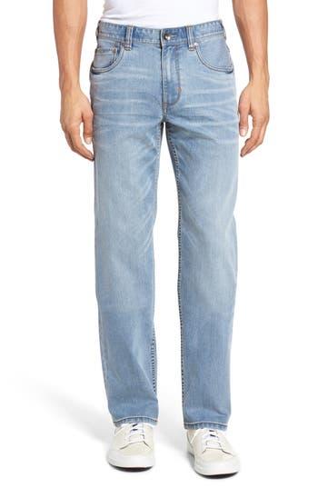 Big & Tall Tommy Bahama Sorrento Straight Leg Jeans, Blue