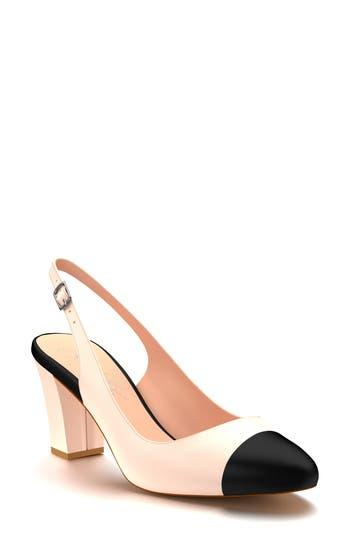 Shoes Of Prey Slingback Pump - Beige