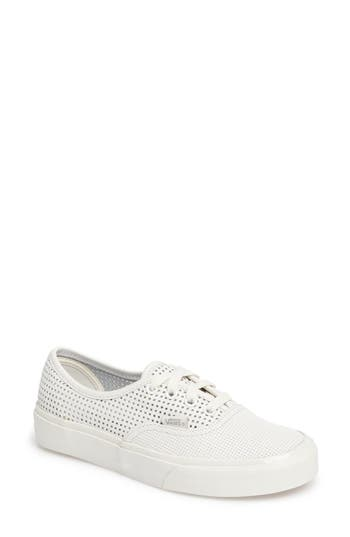 Vans Authentic Dx Perforated Sneaker