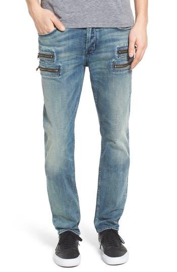 Hudson Jeans Broderick Skinny Fit Jeans