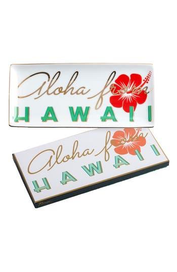 Rosanna Aloha From Hawaii Porcelain Tray