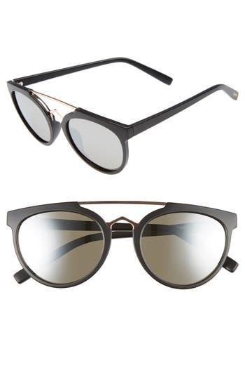 Bonnie Clyde Rose 5m Retro Sunglasses -