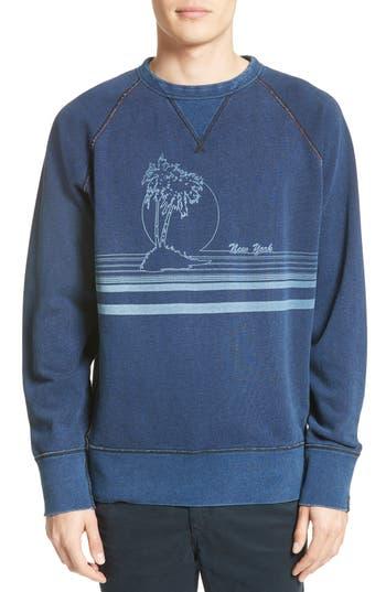 Men's Rag & Bone Graphic Sweatshirt