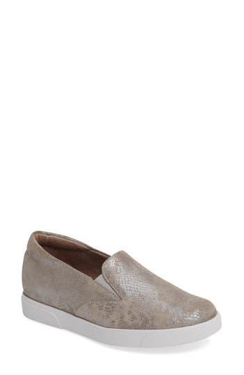 Munro Lulu Slip-On Sneaker, Grey