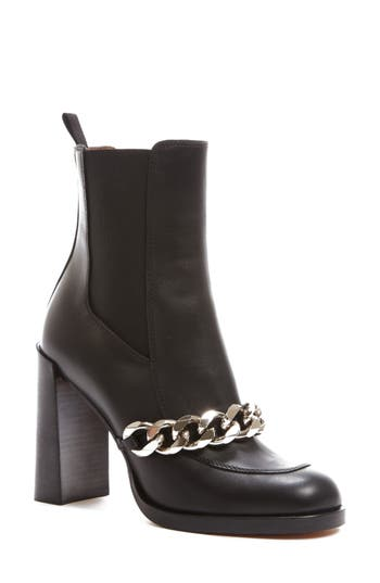 Women's Givenchy Chain Chelsea Boot