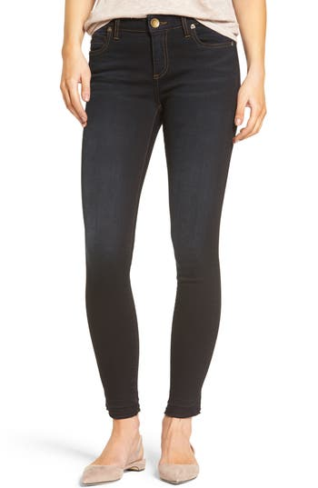Kut From The Kloth Connie Release Hem Skinny Jeans
