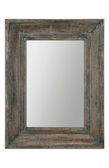 Uttermost Missoula Small Wall Mirror, Size One Size - Brown