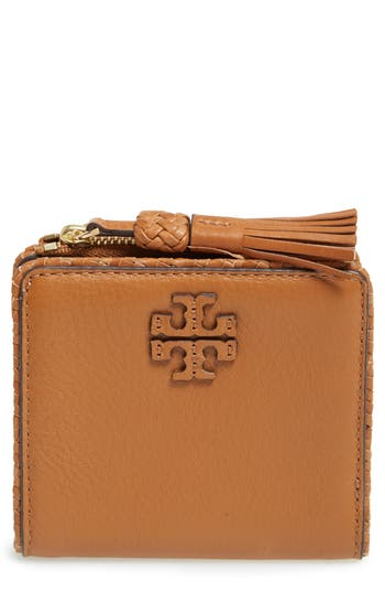Tory Burch Mini Leather Wallet -