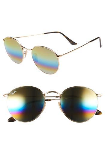 Ray-Ban 5m Round Sunglasses - Yellow/ Multi