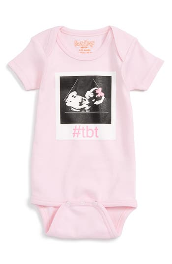 Infant Girls Sara Kety Baby  Kids tbt Bodysuit