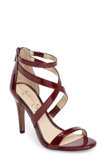 Jessica Simpson Ellenie Sandal, Red