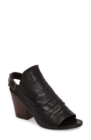 Isola Lasara Block Heel Sandal, Black