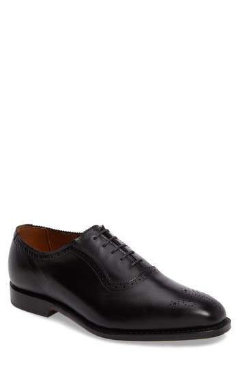 Allen Edmonds Cornwallis Medallion Toe Oxford
