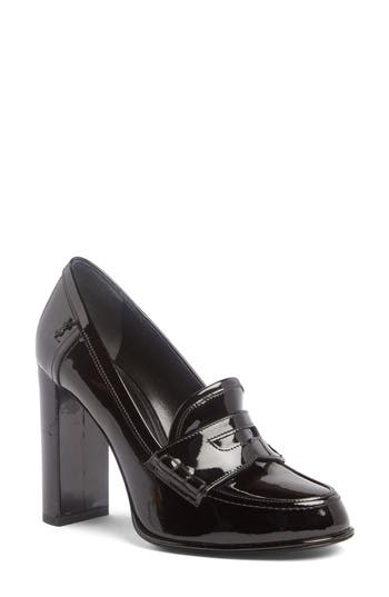 Saint Laurent Universite Loafer Pump, Black