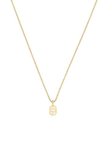 Gucci Double-G Pendant Necklace