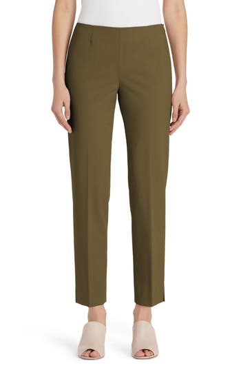Women's Lafayette 148 New York Lexington Crop Pants