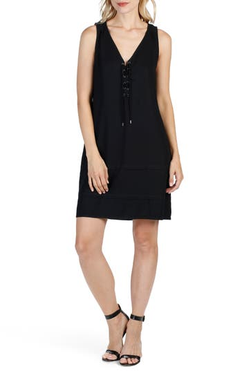 Paige January Shift Dress, Black
