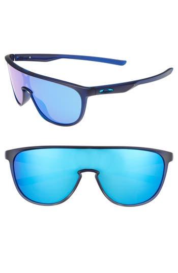 Oakley Trillbe 62Mm Sunglasses - Blue