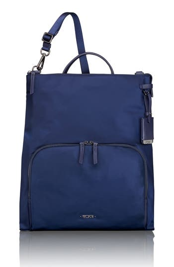 Tumi 'Voyageur - Jackie' Convertible Crossbody Bag - Blue