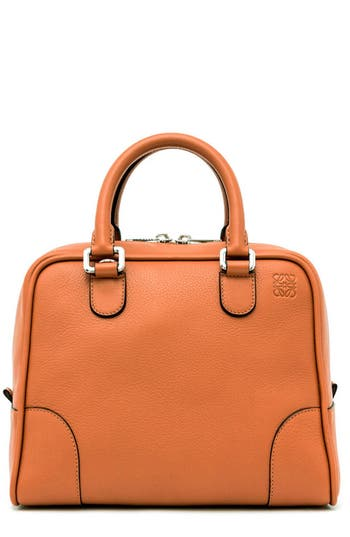 Loewe 'Amazona 75' Leather Satchel -