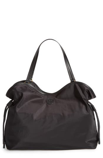 Tory Burch Scout Nylon Tote - Black