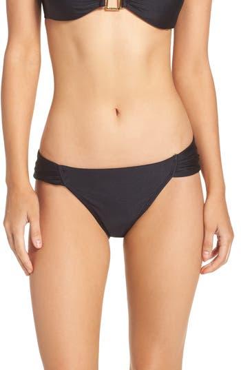 Ted Baker London Annay Classic Bikini Bottoms, Black
