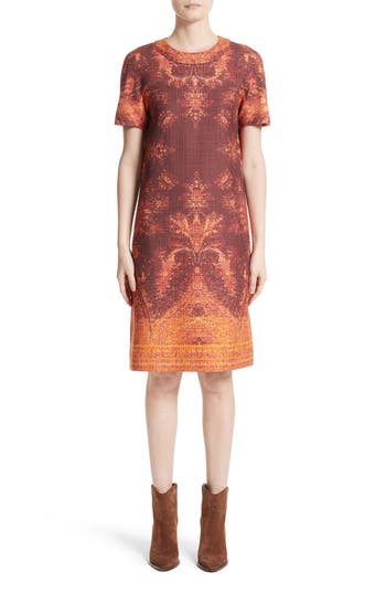 Lafayette 148 New York Zola Dress, Orange