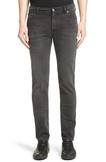 Acne Studios North Skinny Fit Jeans, Black