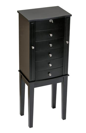 Mele & Co. Paxton Jewelry Armoire