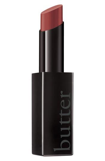 Butter London Plush Rush Satin Matte Lipstick - Ignited