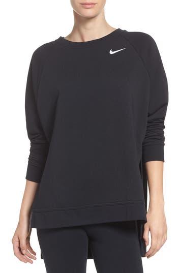 Nike Dry Versa Training Top, Black