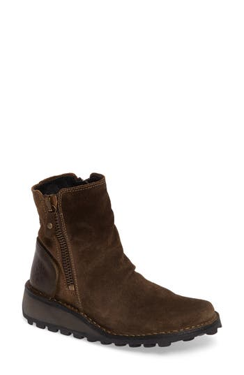 Fly London Mong Boot, Brown