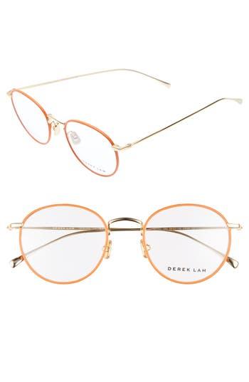 Derek Lam 50Mm Optical Glasses - Orange