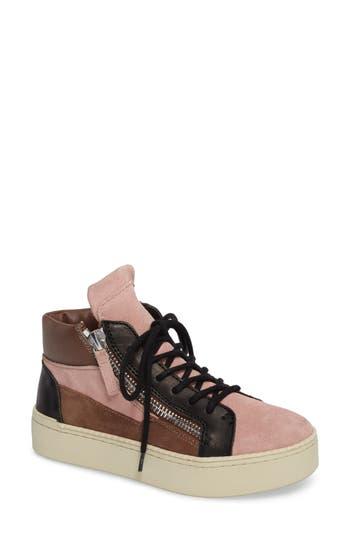 M4D3 Shiloh Platform Sneaker- Pink