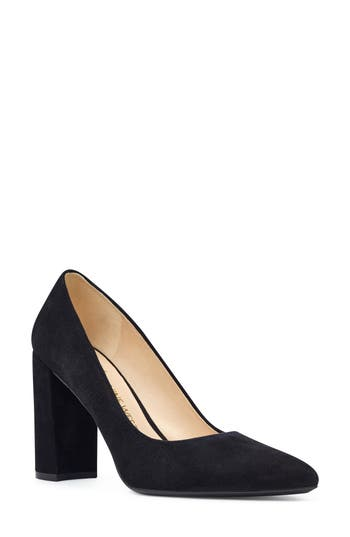 Nine West Astoria Pump- Black