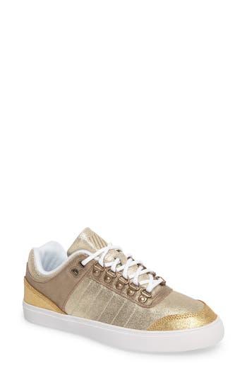 K-Swiss Neu Sleek Sneaker, Metallic