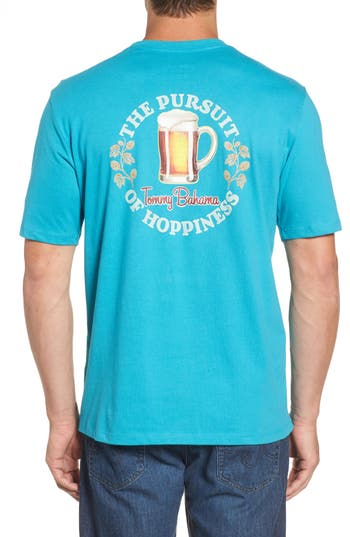Men's Tommy Bahama The Pursuit Of Hoppiness Graphic T-Shirt