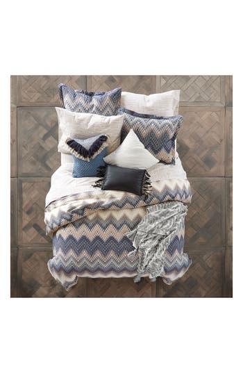 Bcbgeneration Zig Zag Ombre Comforter Set, Size Twin X-Long - Blue