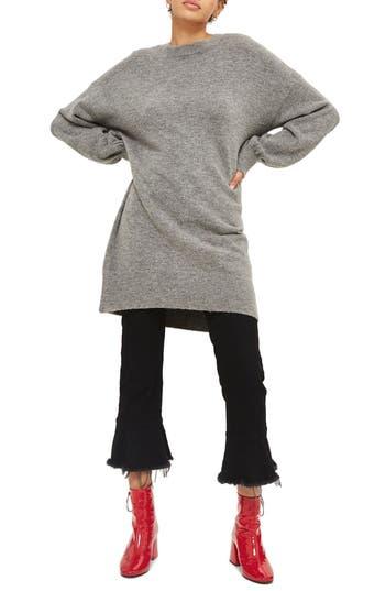 Topshop Sweater Dress, US (fits like 0) - Grey