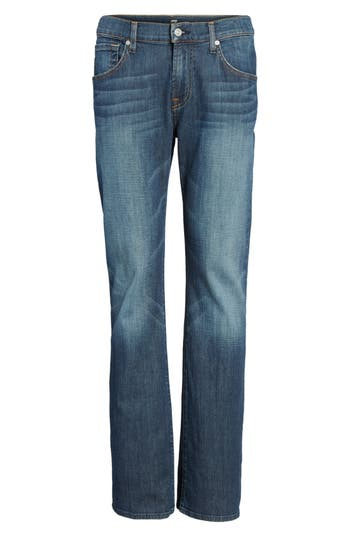 7 For All Mankind Brett Bootcut Jeans, Blue