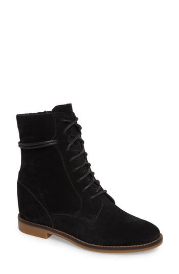 Hush Puppies Bab Felise Boot- Black