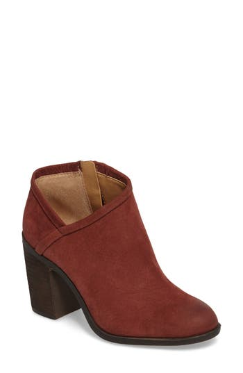 Lucky Brand Salza Bootie, Brown